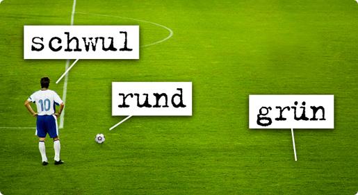 Aktion Libero - Sportblogs gegen Homophobie im Fußball