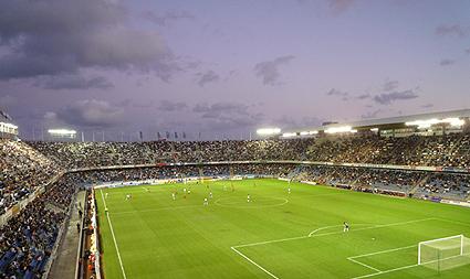 Stadion in Teneriffa