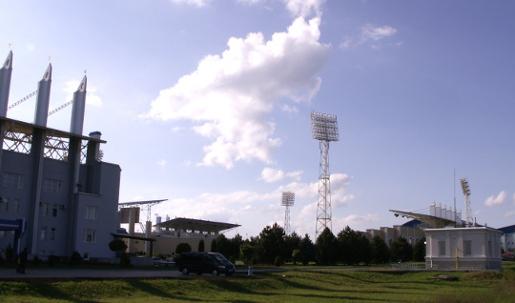 Stadionkomplex Sheriff Tiraspol